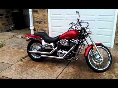 How To Remove The Seat On A Kawasaki Vulcan