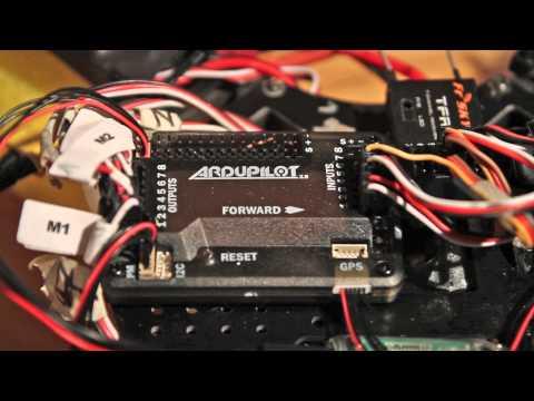 Ardupilot APM 2.5+ Overview