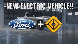 [Commentary] Ford Investing In Rivian New Electric Vehicle Coming! | $500 Million!!