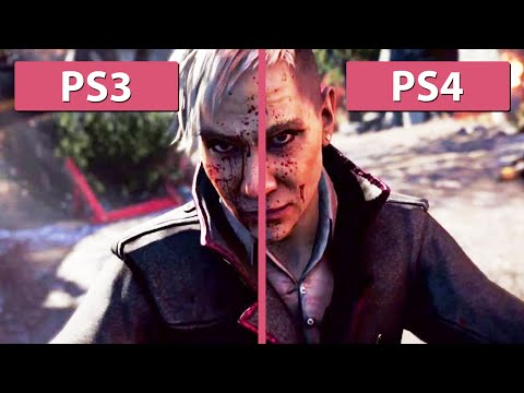 Far Cry 4 – PS3 vs. PS4 Graphics Comparison [FullHD]