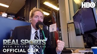 Real Sports with Bryant Gumbel (2019): A Baseball Life ft. John Sterling (Clip) | HBO