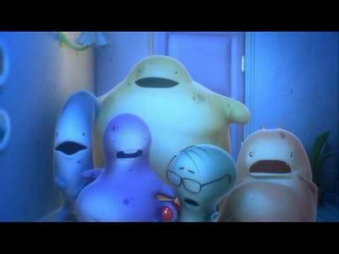 Notte d'Orrore, halloween - Glumpers, cartoni animati per bambini