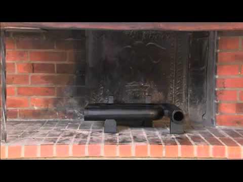 Recuperateur de chaleur pour cheminée