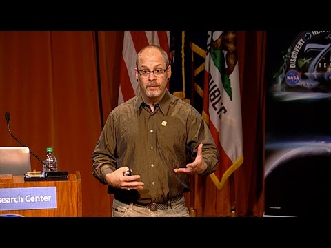 Dr. Jon Jenkins - Chasing Shadow Worlds: Exoplanets from Kepler & Beyond