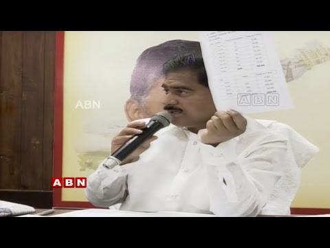 Devineni Uma Holds Press Meet Over Polavaram Project Speculation | ABN Telugu