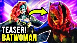 Batwoman SAVES Green Arrow & Vibe! New Elseworlds Details! - The Flash Arrow Supergirl Crossover