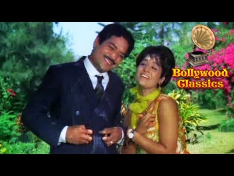 Roz Roz Rozi - Kishore Kumar & Asha Bhosle Superhit Romantic...