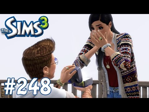 The Sims 3: Justin Bieber Proposed - Part 248 video