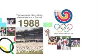 50 anni di Taekwondo in Italia