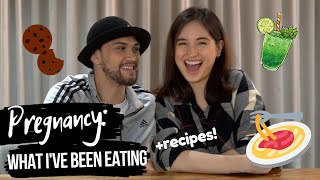 Pregnancy: What I've Been Eating (+Recipes!) || Billy and Coleen