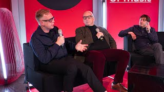 Audi-o-Rama Talk: Andy Fletcher and Daniel Miller