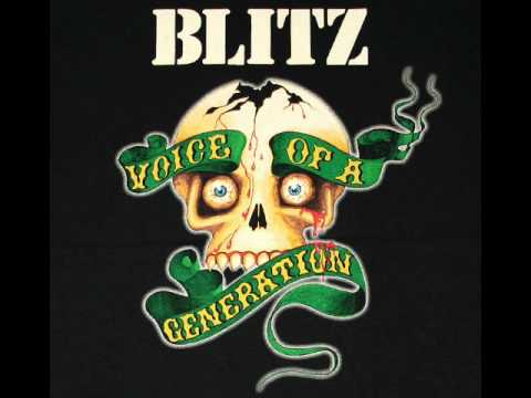 Blitz - Someones Gonna Die