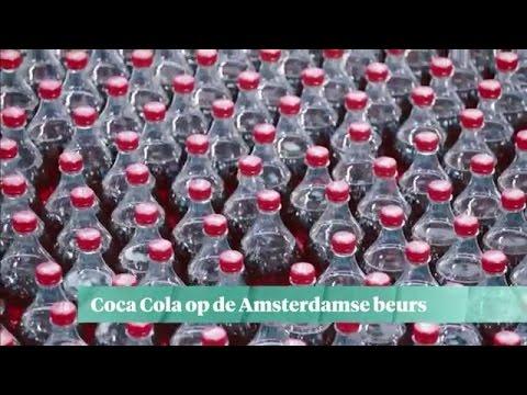 Coca Cola wordt grote jongen op de beurs - Z TODAY
