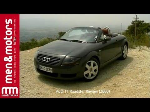 Audi TT Roadster Review (2000)
