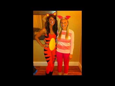 Best Friend Halloween Costumes