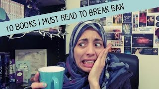 10 books to read before breaking my book buying ban