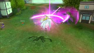 Digimon Masters Online - Salamon - all evolutions and attacks