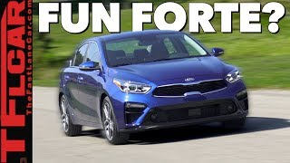 2019 Kia Forte Review: Everything You Can Get in This Car Will Surprise You