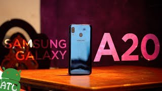 Samsung Galaxy A20 Review in Bangla | ATC