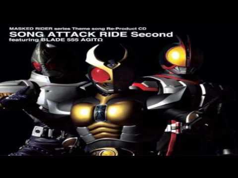 Round Zero~Blade Brave (Ver. Rider Chips) Kamen Rider Blade