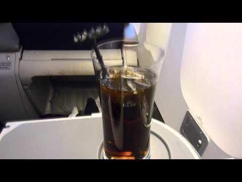 KLM B777.200ER Old World Business Class Amsterdam To Bangkok Full Flight.