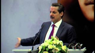 YOL-İŞ Genel Kurulunda ÇSGB Bakanı Sayın Faruk ÇELİK'in Karayolları Taşeron İşçileri Açıklaması