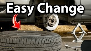 How to Change a Flat Tire on Your Car (the Easy Way)