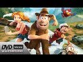Tad The Lost Explorer (2012, 13) DvD Menu Walkthrough