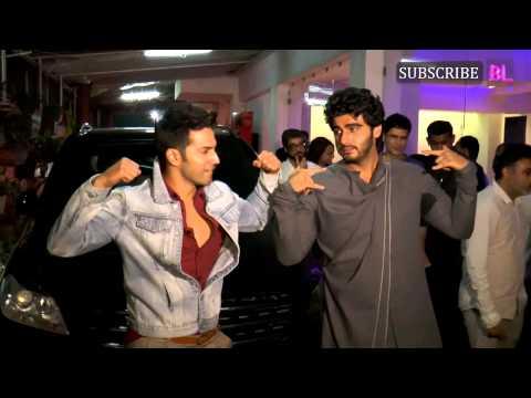 Special Screening of Tevar | Sonakshi | Arjun Kapoor |  Varun Dhawan