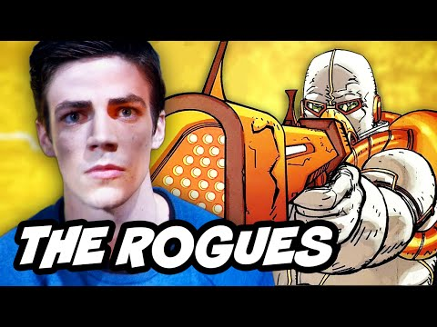 The Flash Episode 10 Revenge of The Rogues Explained