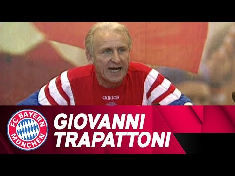"""""""Flasche leer"""" - Die legendäre Wutrede von Giovanni Trapattoni"""