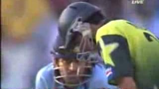 Misbah ul Haq Brilliance vs Harbhajan Singh Video