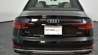 New 2019 Audi A4 Marietta Atlanta, GA #U50236