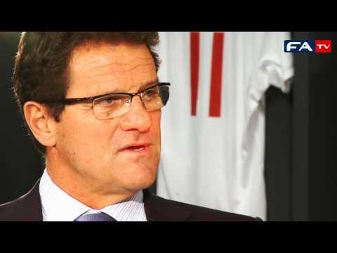 Fabio Capello Names the 30 Man 2010 Squad