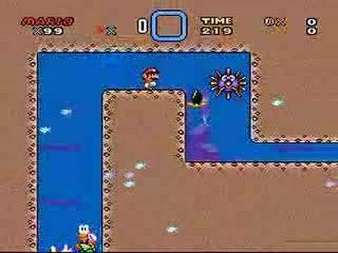 Asshole Mario Stage 6 Video