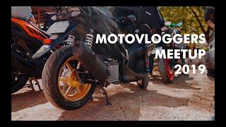 MOTOVLOGGERS MEETUP 2019 4K