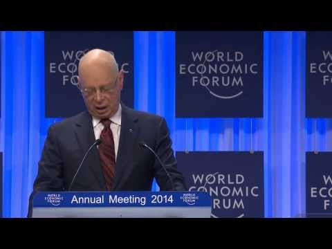 Davos 2014 - Reshaping the World through Entrepreneurship, Education and Employment
