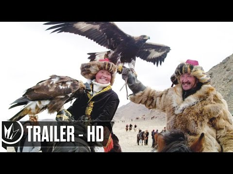 The Eagle Huntress Official Trailer #1 (2016) -- Regal Cinemas [HD] streaming vf