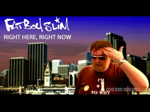 Right Here, Right Now by Fatboy Slim [Official Video]
