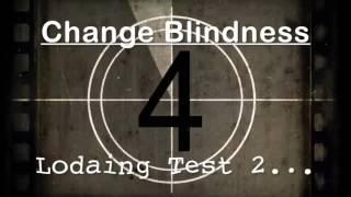 Change Blindness Test