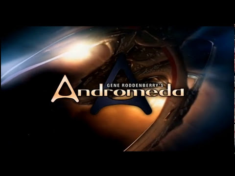 Gene Roddenberry's Andromeda Staffel 3 Intro [Deutsch]