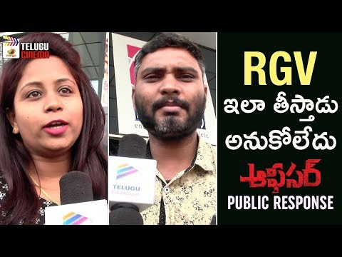 Officer Movie Public Response | Officer Public Talk | Nagarjuna | Myra Sareen | RGV | #Officer