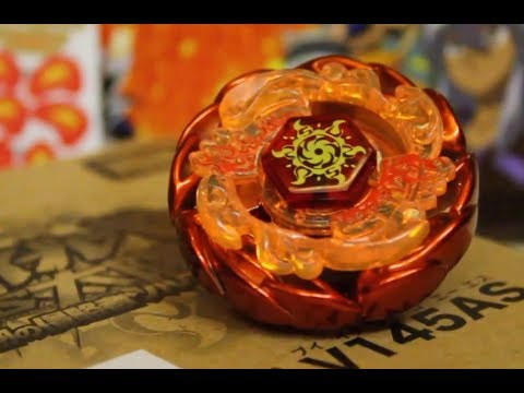 BEYBLADE Sol Blaze V145AS - THE