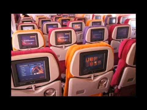 Thai airways economy class