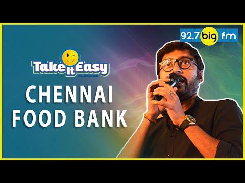 Rj Balaji Take It Easy (Chennai Food Bank) | RJ Balaji (22nd April)