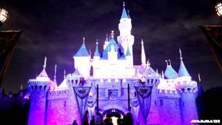 My Disneyland Adventure Time-Lapse video in HD