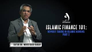 IF 101   Deposit taking in Islamic Banking part 2