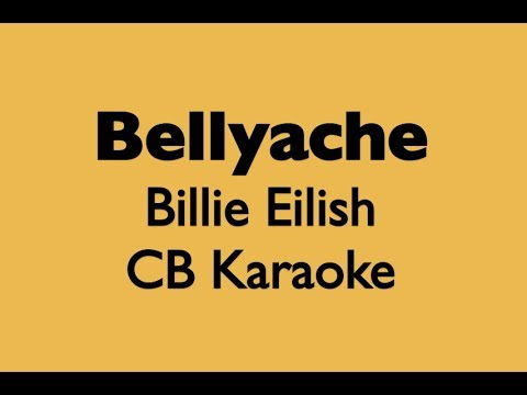 Download Bellyache  Billie Eilish KARAOKE  SONG MEANING
