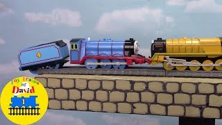 THOMAS THE TRAIN World's Strongest Engine Thomas and Friends Trackmaster Murdoch Molly Gordon Hugo