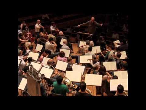 "Ensaio Osesp - Beethoven ""Sinfonia nº 9"""